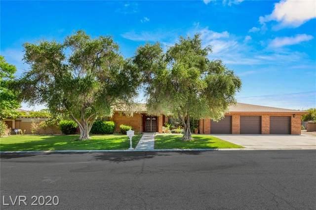 3249 Torrey Pines Drive, Las Vegas, NV 89146 (MLS #2236612) :: Kypreos Team