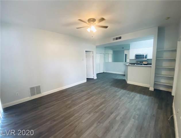 5170 S Jones Boulevard #101, Las Vegas, NV 89118 (MLS #2236620) :: Kypreos Team