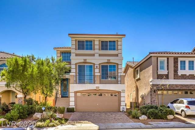 6033 Crown Palms Avenue, Las Vegas, NV 89139 (MLS #2236640) :: The Lindstrom Group