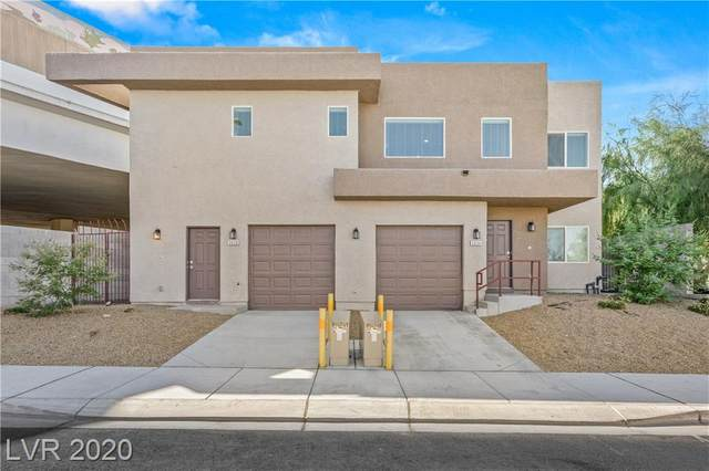 363 N 14th Street B, Las Vegas, NV 89101 (MLS #2236644) :: Helen Riley Group | Simply Vegas