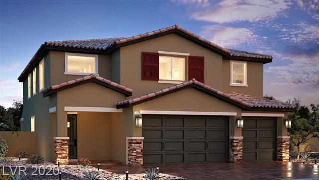 7415 Ardenno Street Lot 175, North Las Vegas, NV 89084 (MLS #2236676) :: Billy OKeefe   Berkshire Hathaway HomeServices