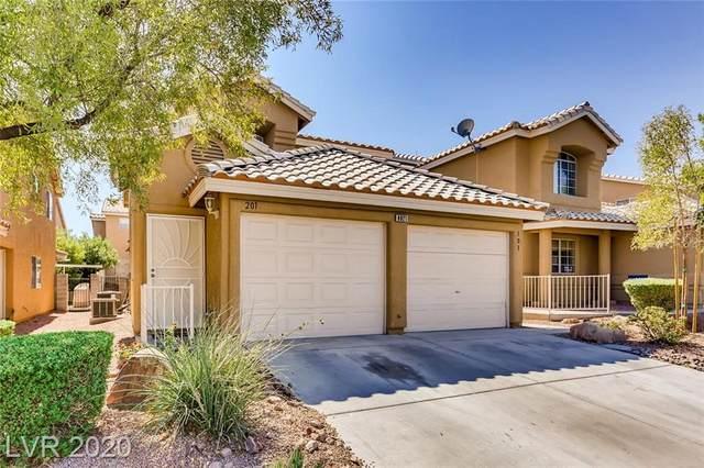 8021 Celestial Avenue #201, Las Vegas, NV 89128 (MLS #2236715) :: Helen Riley Group | Simply Vegas