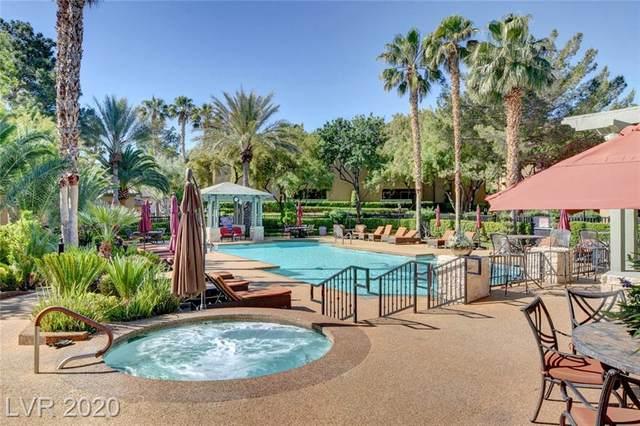 8736 Red Brook Drive #104, Las Vegas, NV 89128 (MLS #2236722) :: Hebert Group | Realty One Group