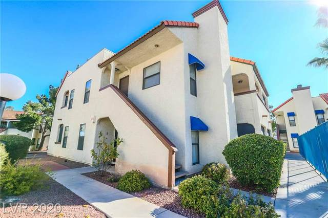 6125 Oakey Boulevard A, Las Vegas, NV 89146 (MLS #2236762) :: The Lindstrom Group