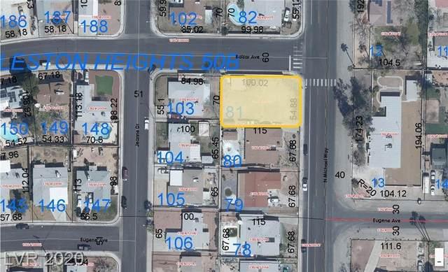 2213 Michael Way, Las Vegas, NV 89108 (MLS #2236763) :: The Lindstrom Group