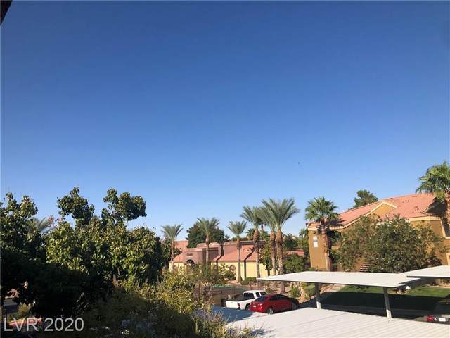 950 Seven Hills Drive #124, Henderson, NV 89052 (MLS #2236796) :: The Perna Group