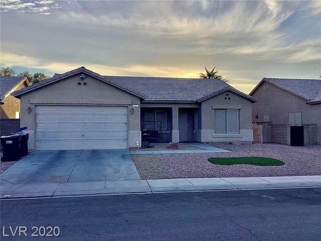 4602 Rockpine Drive, North Las Vegas, NV 89081 (MLS #2236812) :: The Lindstrom Group