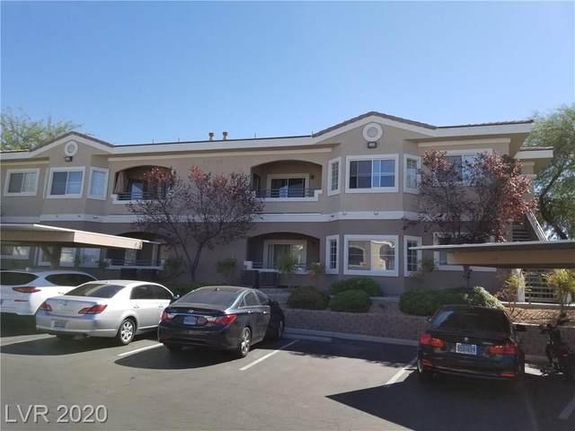 9330 Maule Avenue #143, Las Vegas, NV 89148 (MLS #2236832) :: The Lindstrom Group