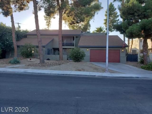 1600 Becke Circle, Las Vegas, NV 89104 (MLS #2236835) :: Hebert Group | Realty One Group