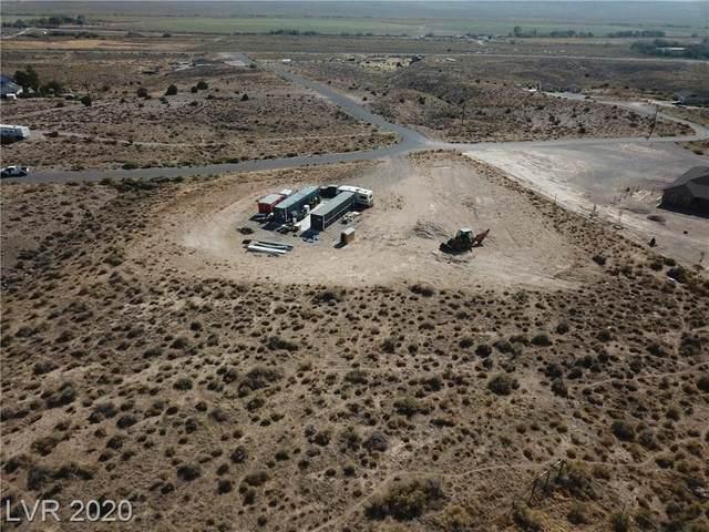 Wildhorse Mesa, Caliente, NV 89008 (MLS #2236873) :: Signature Real Estate Group