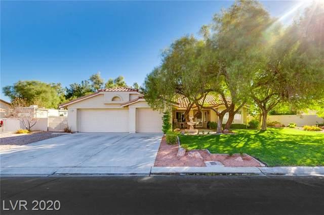4108 Nancy Margarite Lane, Las Vegas, NV 89130 (MLS #2236884) :: Hebert Group | Realty One Group