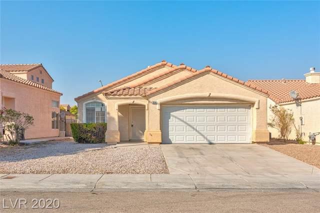 328 Rancho Del Norte Drive, North Las Vegas, NV 89031 (MLS #2236885) :: Kypreos Team
