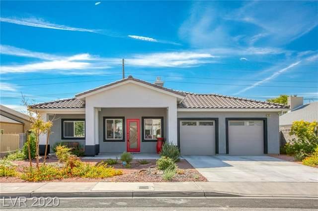 855 Montera Lane, Boulder City, NV 89005 (MLS #2236933) :: The Lindstrom Group