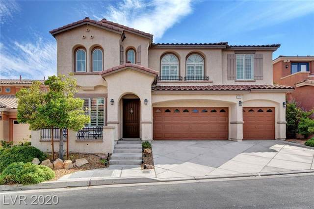11725 Costa Blanca Avenue, Las Vegas, NV 89138 (MLS #2236934) :: Billy OKeefe | Berkshire Hathaway HomeServices