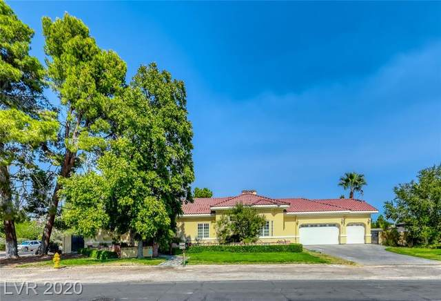 3020 Ashby Avenue, Las Vegas, NV 89102 (MLS #2236957) :: Billy OKeefe | Berkshire Hathaway HomeServices
