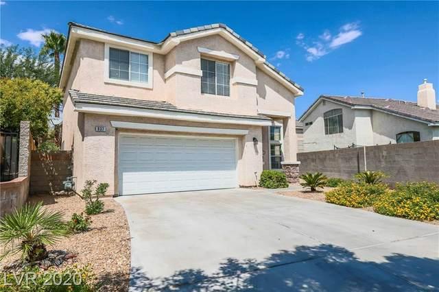 937 Marino Hills Drive, Las Vegas, NV 89144 (MLS #2236984) :: The Shear Team