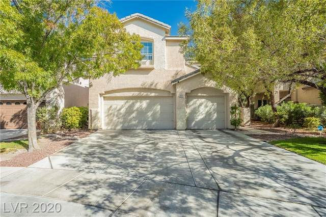 1412 Pintail Point Street, Las Vegas, NV 89144 (MLS #2236993) :: The Lindstrom Group