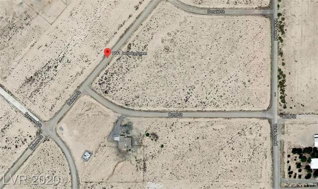 1741 Delores Street, Pahrump, NV 89048 (MLS #2236996) :: The Shear Team