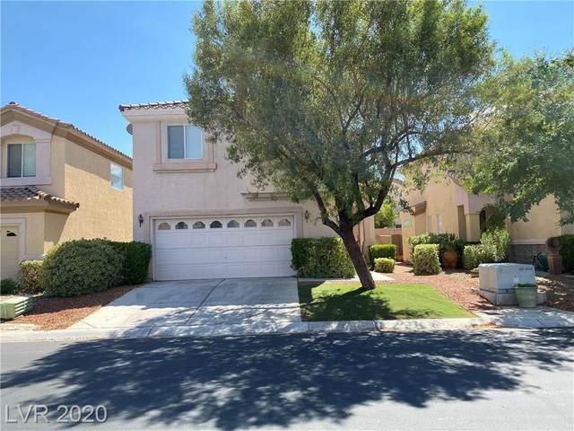 209 Lenape Heights Avenue, Las Vegas, NV 89148 (MLS #2237004) :: The Lindstrom Group