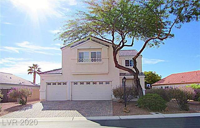 7881 Villa Del Fuego Avenue, Las Vegas, NV 89131 (MLS #2237005) :: The Lindstrom Group
