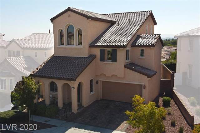 11345 Colinward Avenue, Las Vegas, NV 89135 (MLS #2237056) :: Helen Riley Group | Simply Vegas