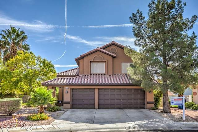 3700 Mountain Waters Street, Las Vegas, NV 89129 (MLS #2237057) :: Kypreos Team