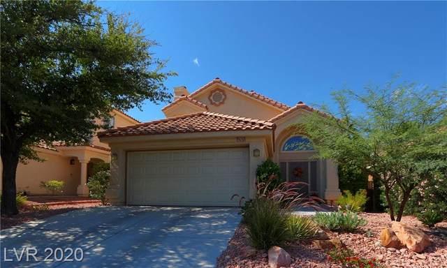 2325 Jasmine Garden Drive, Las Vegas, NV 89134 (MLS #2237078) :: Jeffrey Sabel