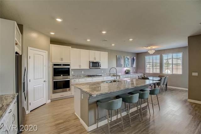 2838 Santa Caterina Drive, Henderson, NV 89044 (MLS #2237080) :: Hebert Group | Realty One Group