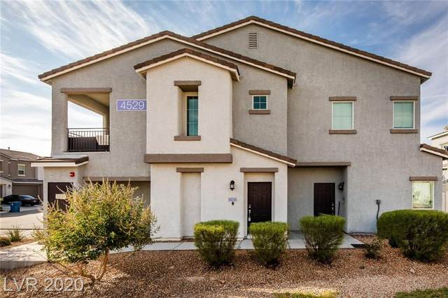 4529 Roaming Vines Street #2061, North Las Vegas, NV 89031 (MLS #2237090) :: The Lindstrom Group