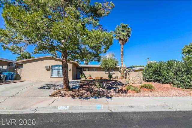 5308 Holmby Avenue, Las Vegas, NV 89146 (MLS #2237131) :: The Lindstrom Group