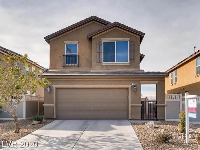 1077 Cactus Rock Street, Henderson, NV 89011 (MLS #2237132) :: Jeffrey Sabel