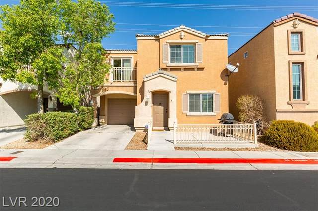 562 Candy Mint Avenue, Las Vegas, NV 89183 (MLS #2237181) :: The Lindstrom Group