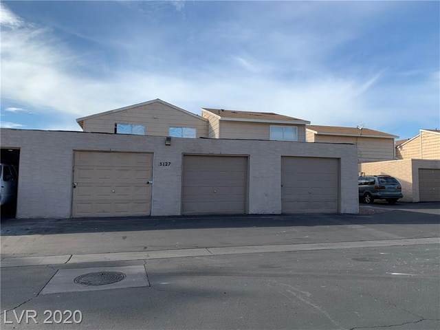 5127 Garden Lane, Las Vegas, NV 89119 (MLS #2237205) :: Kypreos Team