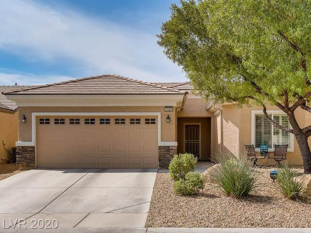 7525 Lintwhite Street, North Las Vegas, NV 89084 (MLS #2237238) :: The Lindstrom Group