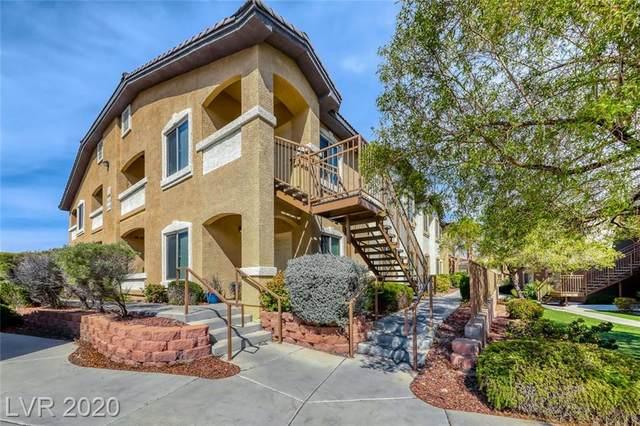 8805 Jeffreys Street #2083, Las Vegas, NV 89123 (MLS #2237264) :: The Shear Team