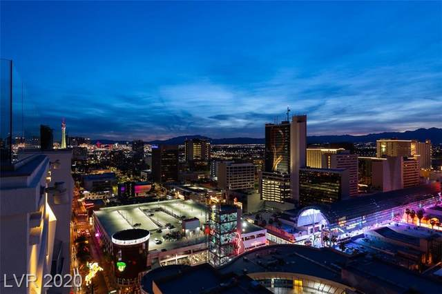 150 Las Vegas Boulevard #2504, Las Vegas, NV 89101 (MLS #2237265) :: The Perna Group