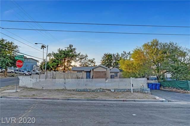 401 14th Street, Las Vegas, NV 89101 (MLS #2237294) :: The Shear Team