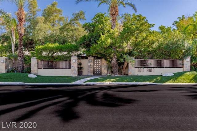 3011 Pinto Lane, Las Vegas, NV 89107 (MLS #2237310) :: Jeffrey Sabel