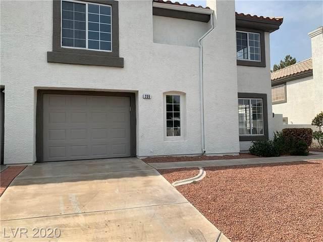 209 Winnboro Street, Henderson, NV 89074 (MLS #2237329) :: Billy OKeefe | Berkshire Hathaway HomeServices