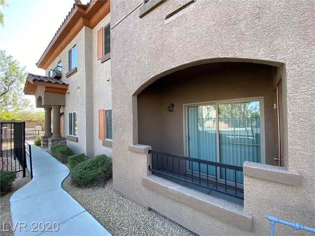 7701 Robindale Road #151, Las Vegas, NV 89113 (MLS #2237393) :: Kypreos Team