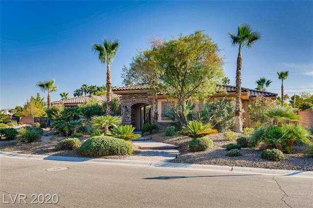 3782 Caesars Circle, Las Vegas, NV 89120 (MLS #2237401) :: The Perna Group