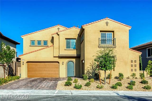 280 Elder View Drive, Las Vegas, NV 89138 (MLS #2237409) :: Jeffrey Sabel