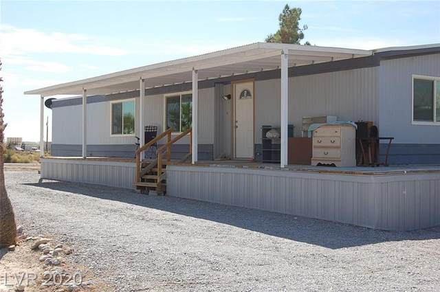 4990 Kisha Avenue, Pahrump, NV 89061 (MLS #2237417) :: Kypreos Team