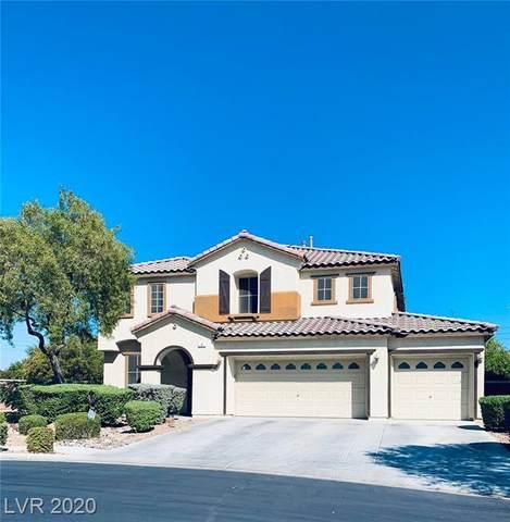 8 Raptors View Avenue, Las Vegas, NV 89031 (MLS #2237442) :: Billy OKeefe | Berkshire Hathaway HomeServices