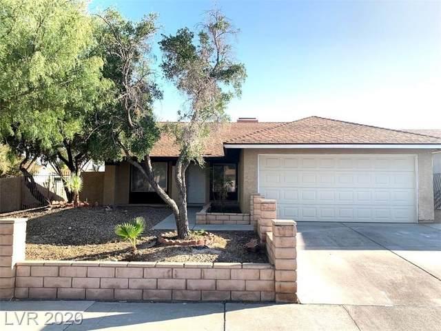 5901 Morro Bay Avenue, Las Vegas, NV 89108 (MLS #2237447) :: The Lindstrom Group