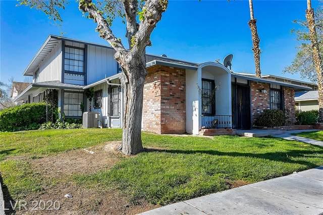 1377 Lorilyn Avenue #3, Las Vegas, NV 89119 (MLS #2237479) :: Jeffrey Sabel