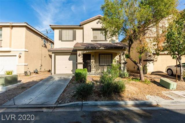 1778 Victor Hugo Lane, Las Vegas, NV 89115 (MLS #2237520) :: Signature Real Estate Group