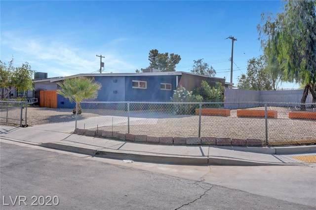 5029 Newton Drive, Las Vegas, NV 89122 (MLS #2237530) :: The Perna Group