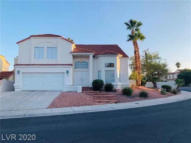 2616 Frontera Road, Henderson, NV 89074 (MLS #2237536) :: Helen Riley Group | Simply Vegas
