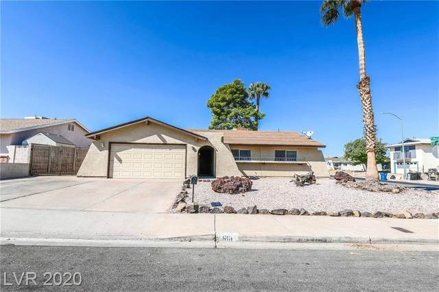 601 Mosswood Drive, Henderson, NV 89002 (MLS #2237537) :: The Lindstrom Group